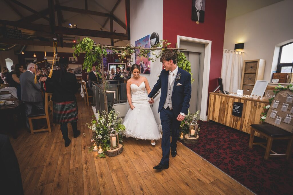 The Blue Mallard wedding and events venue in Burscough near Ormskirk